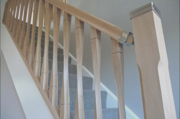 12 Basic Modern Stairs Spindles Photos