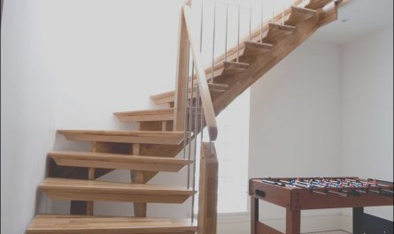 Modern Timber Stairs Inspirational Bespoke Timber Staircase New Malden
