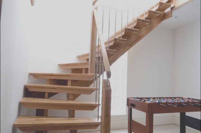 10 New Modern Timber Stairs Image