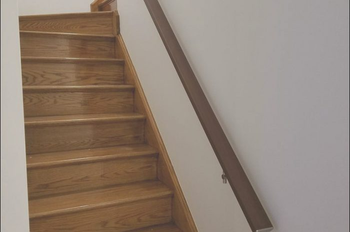 13 original Modern Wall Mounted Handrails for Stairs Gallery