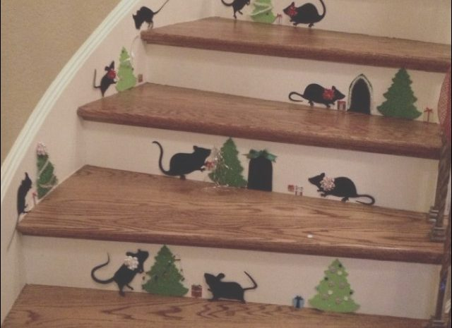 13 Best Mouse Decor for Stairs Image