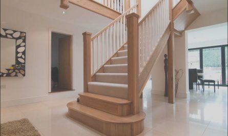 """Oak Stairs Modern Lovely Modern Oak Stairs — Home Decorations Insight From """"how"""