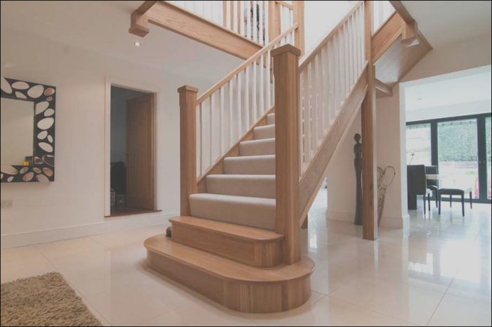 10 Trending Oak Stairs Modern Photography