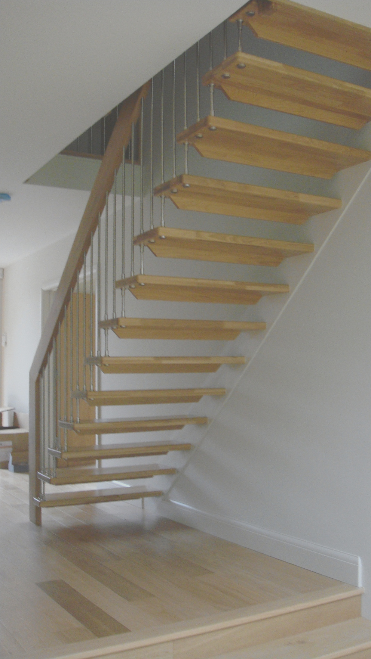 open staircase design east sus timber stair systems 9b0b2af0b6121a3c