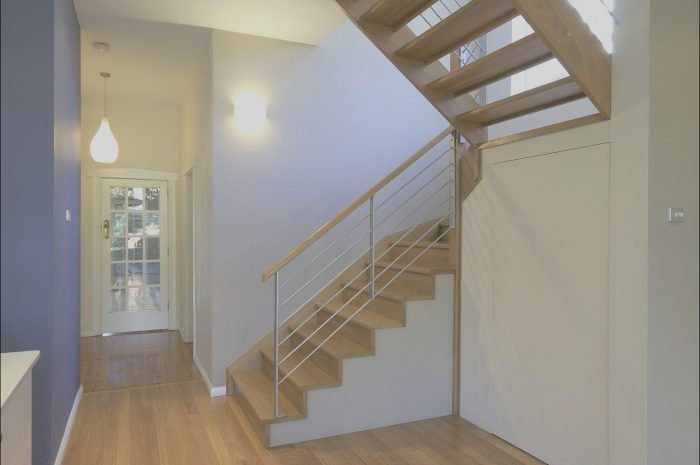 12 Loveable Open Stairs Design Stock
