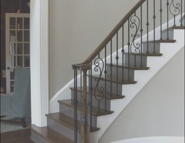 10 Awesome Painted Stairs Modern Home Image