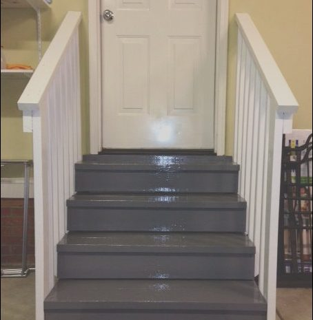 15 Expensive Painting Wood Garage Stairs Photos