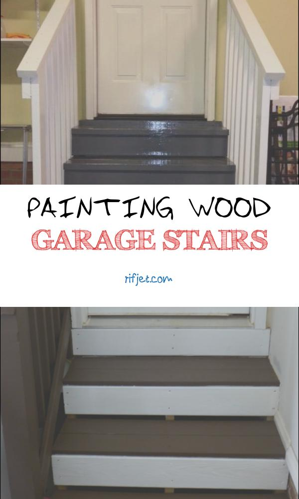 Painting Wood Garage Stairs Inspirational Project Garage is Finally Done Yeay My Ugly Wooden
