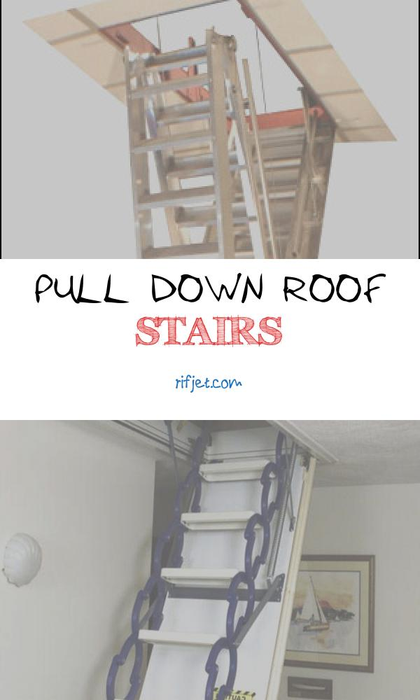 10 Excellent Pull Down Roof Stairs Photos
