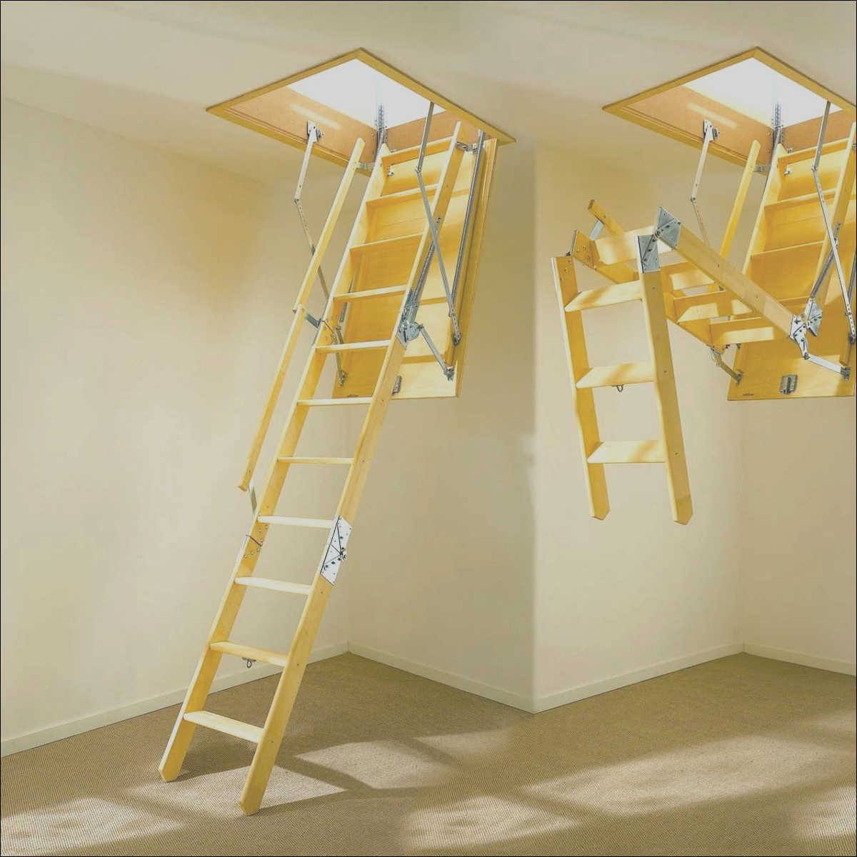 best pull down attic stairs review