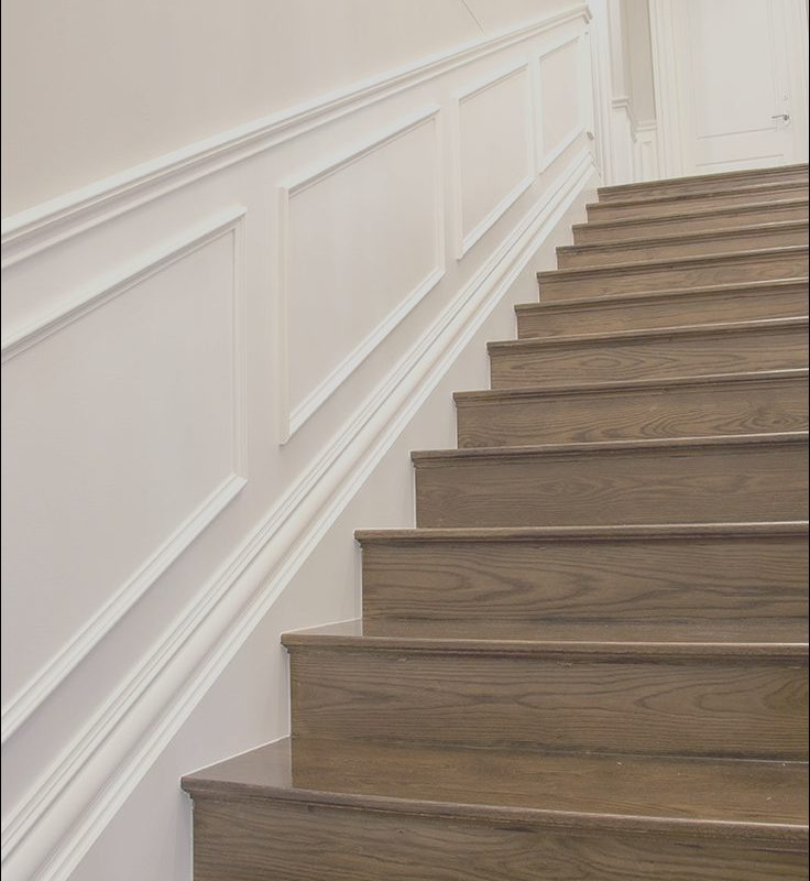 Rail Chairs for Stairs New 231 Best Chair Rail Ideas Images On Pinterest