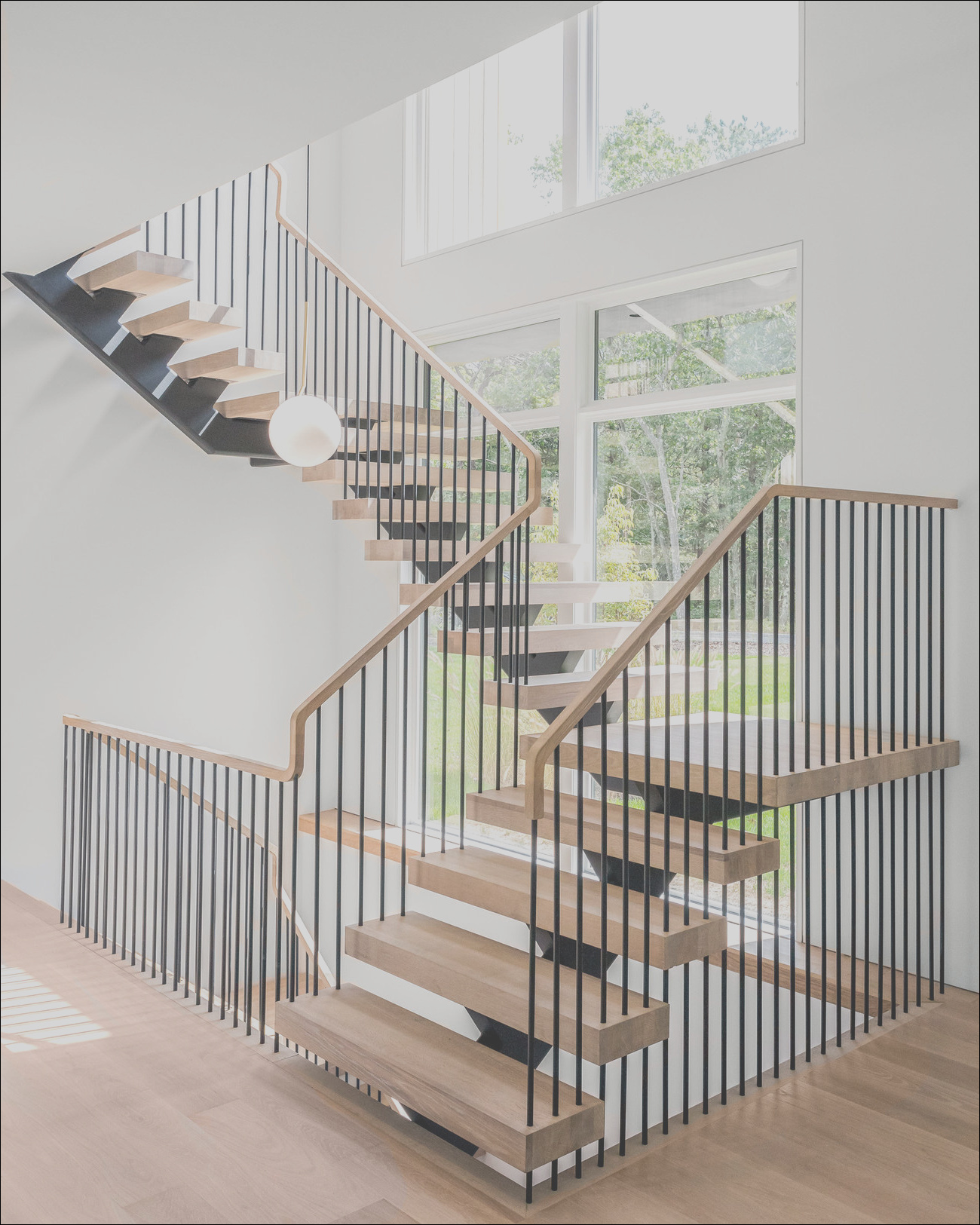 spindle railing