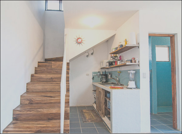 3 kitchen design under stairs ideas and layouts