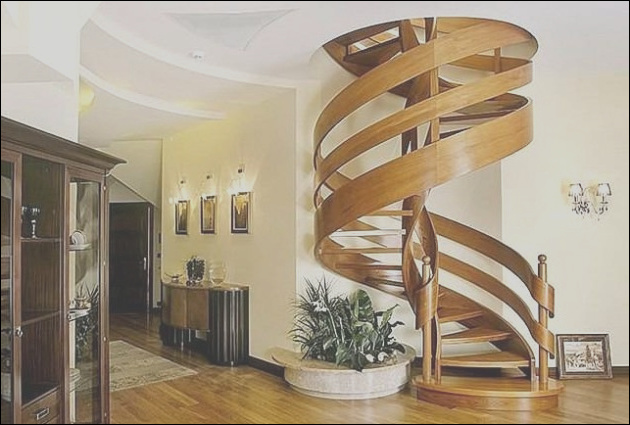 16 elegant modern spiral stairs design ideas that will fit every home decor