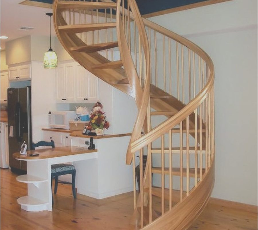Spiral Stairs Wooden Fresh 40 Breathtaking Spiral Staircases to Dream About Having In