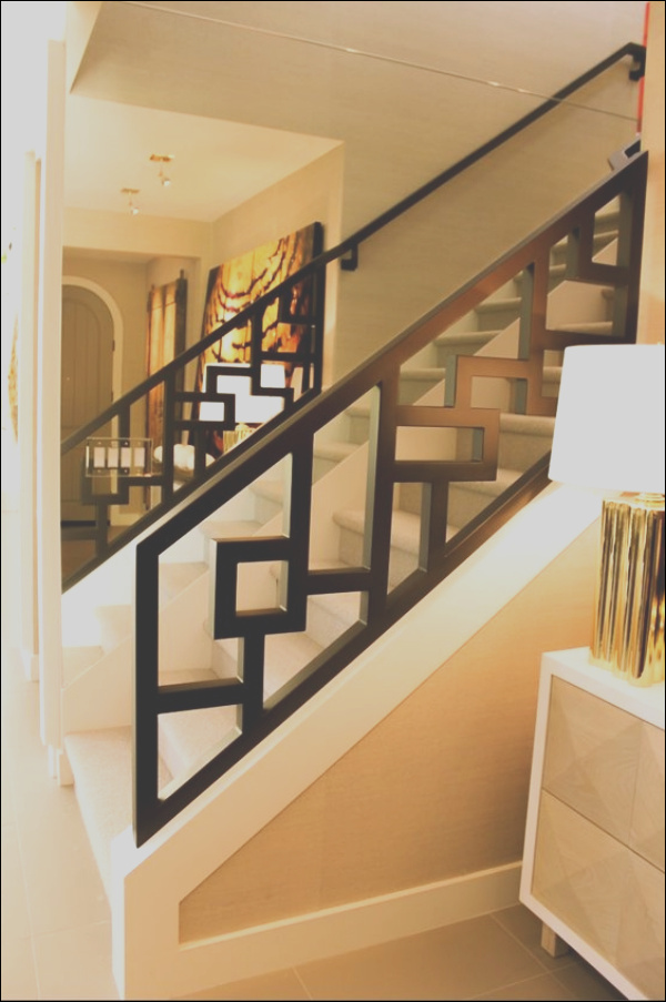 perfect staircase railing designs and ideas