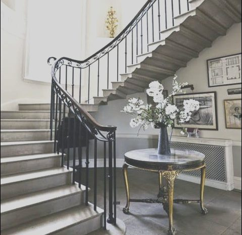 16 Gorgeous Stairs and Railings Design Image
