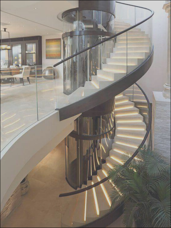 luxury spiral staircase suggestions