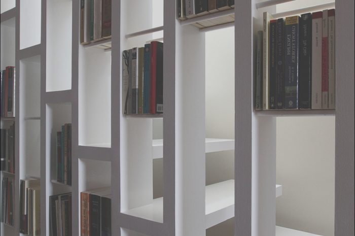 15 attractive Stairs Bookcase Design Collection