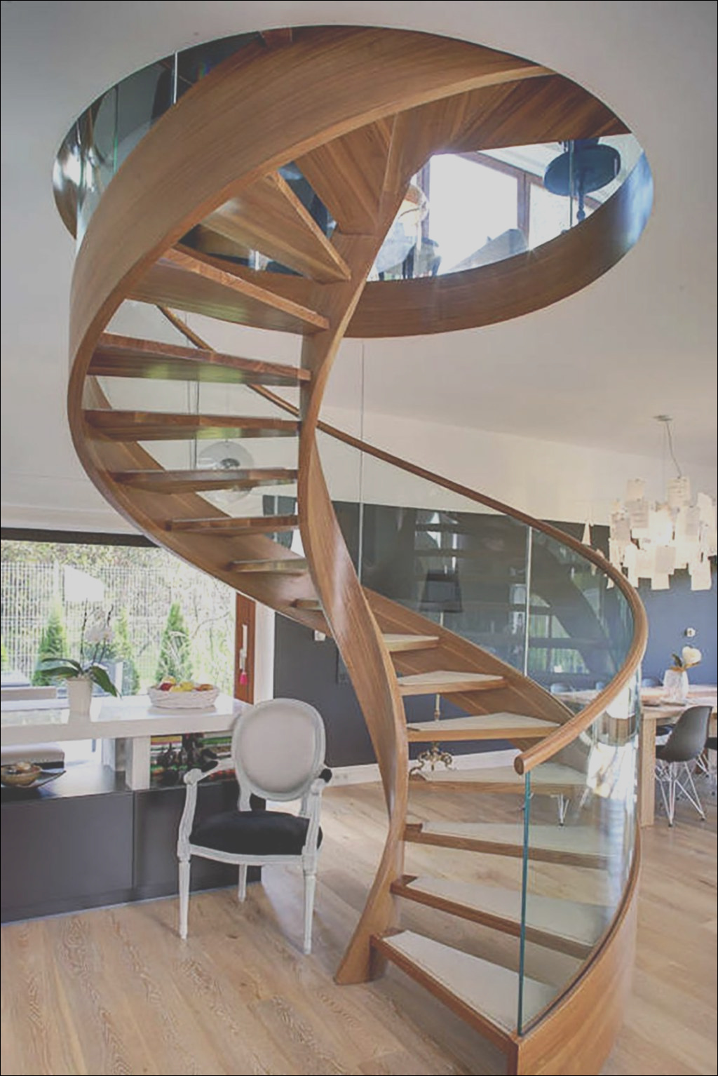 9 amazing spiral staircase design ideas for inspiration