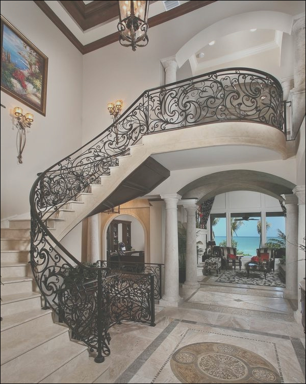 handrail staircase choose the best one