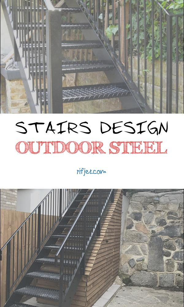 Stairs Design Outdoor Steel New Amazing Metal Outdoor Stairs 4 Exterior Steel Stair