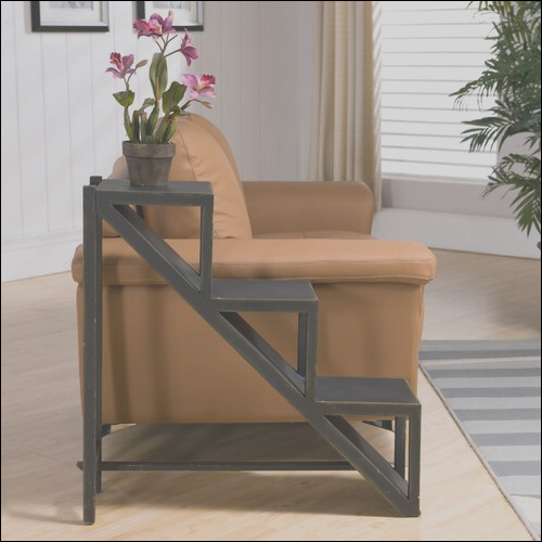 Stair Step End Table RUEL1036 LARK1020