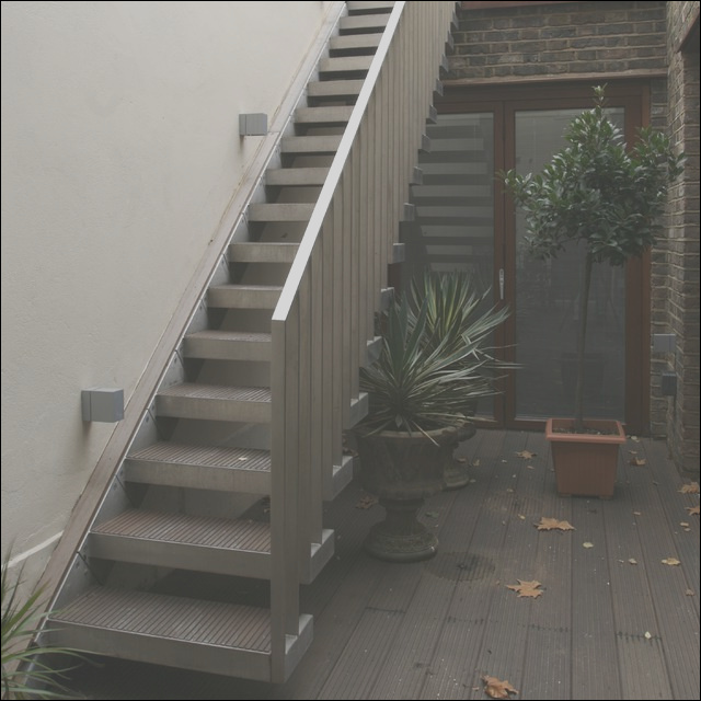 Outside Staircase staircase other metro