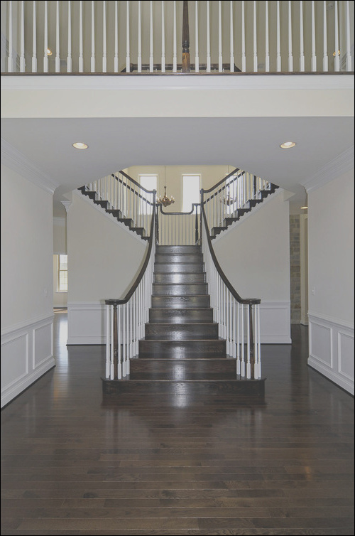 what is the name of this type of stairs