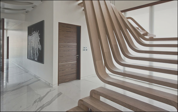 22 awesome stairs that will make climbing to the second floor less annoying