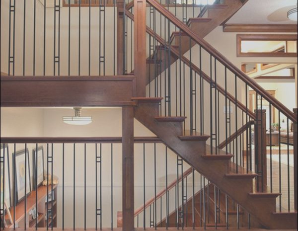 8 Useful Stairs Grill Design Photos