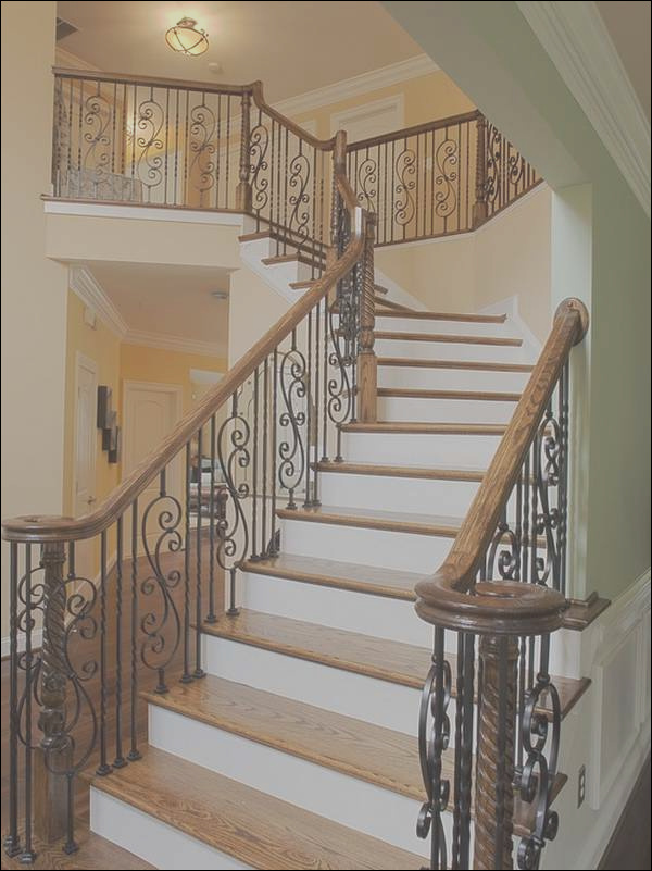 unique stair grills can add quality look home