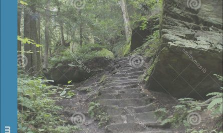 Stairs Hike Near Me Inspirational Stone Stairs Hiking Trail Stock Image Of Ohio