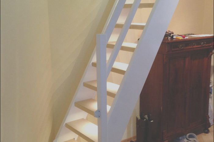 12 attractive Stairs Ideas to attic Photos