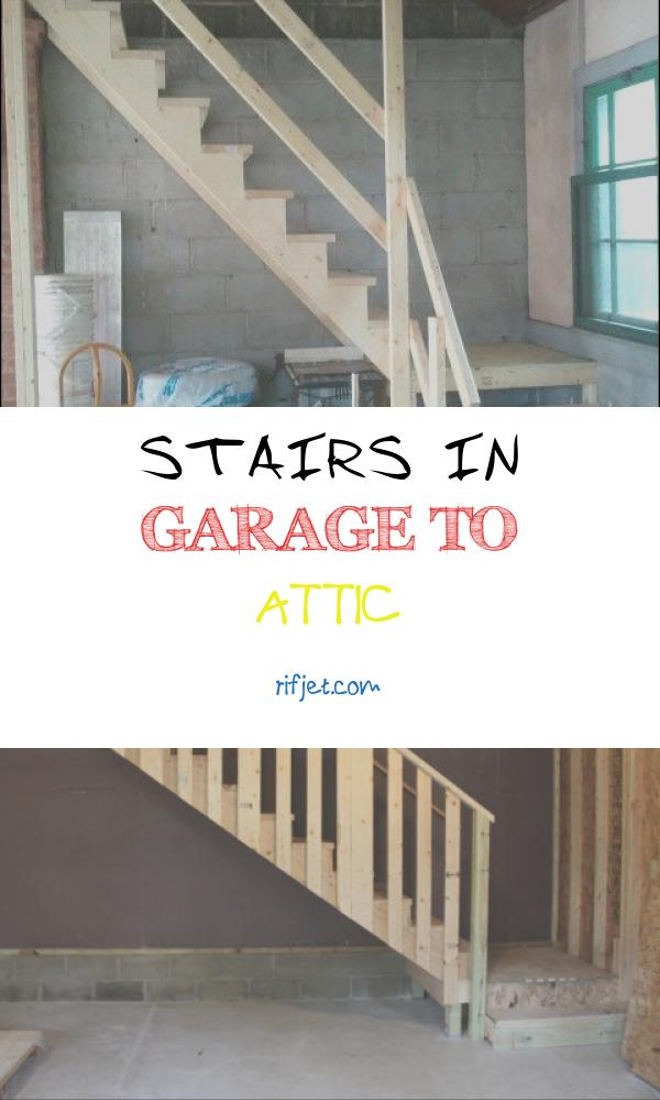 Stairs In Garage to attic Inspirational 12 Best Images About Garage Ideas On Pinterest