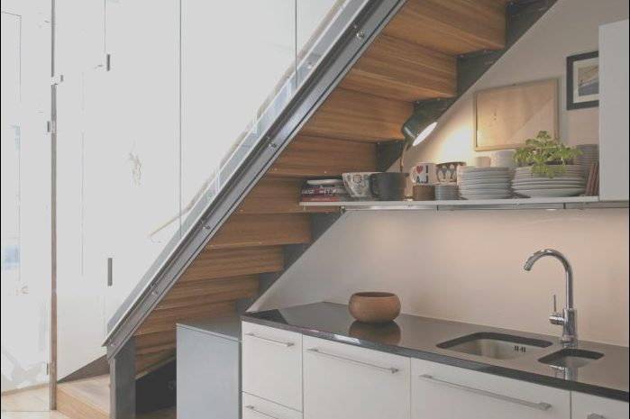 10 Awesome Stairs In Kitchen Ideas Images