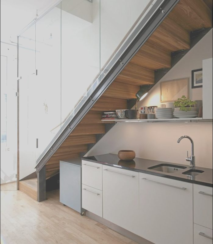 Stairs In Kitchen Ideas Unique 19 Space Saving Under Stairs Kitchens You Need to See