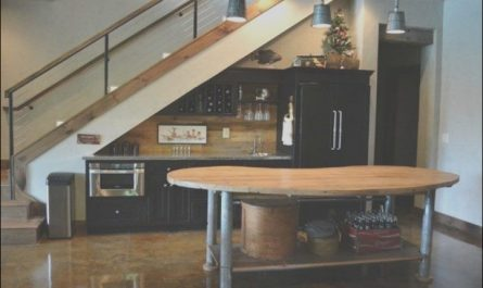 Stairs Kitchen Decor Fresh Impressive Kitchen Design with Basement Stairs Best Ideas