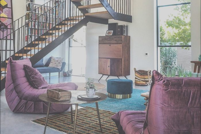 8 Antique Stairs Living Room Design Stock