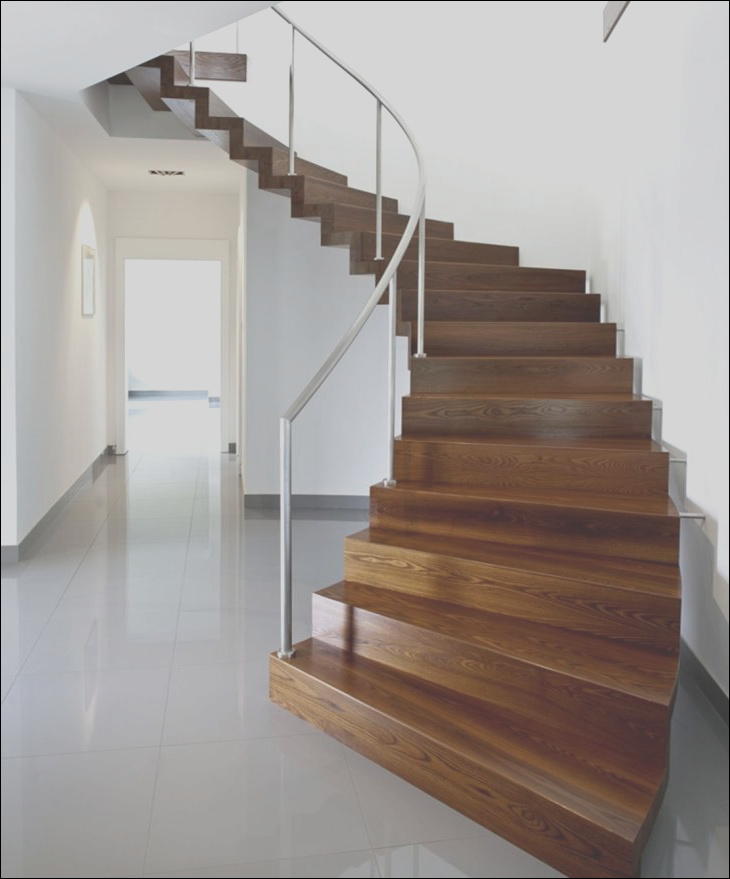 11 awesome modern wooden stair design ideas for minimalist homes