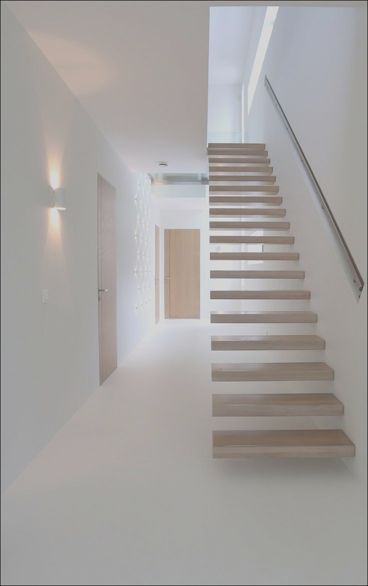 floating staircase not just functional but also for sweeteners