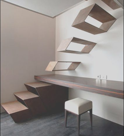 9 Lovable Stairs Modern Interior Images