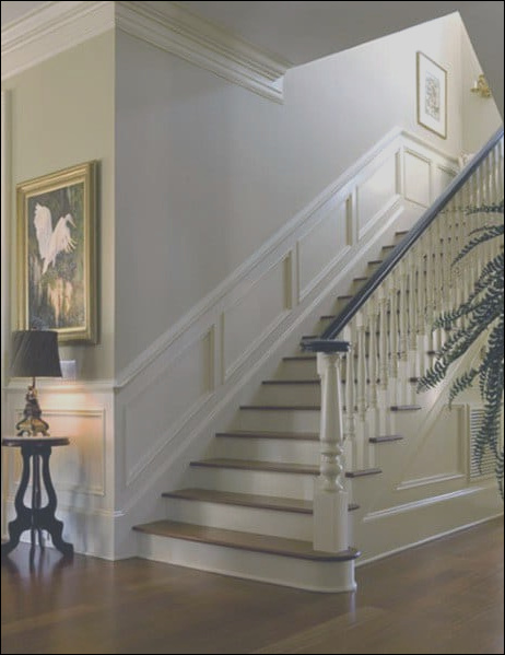 stair trim ideas