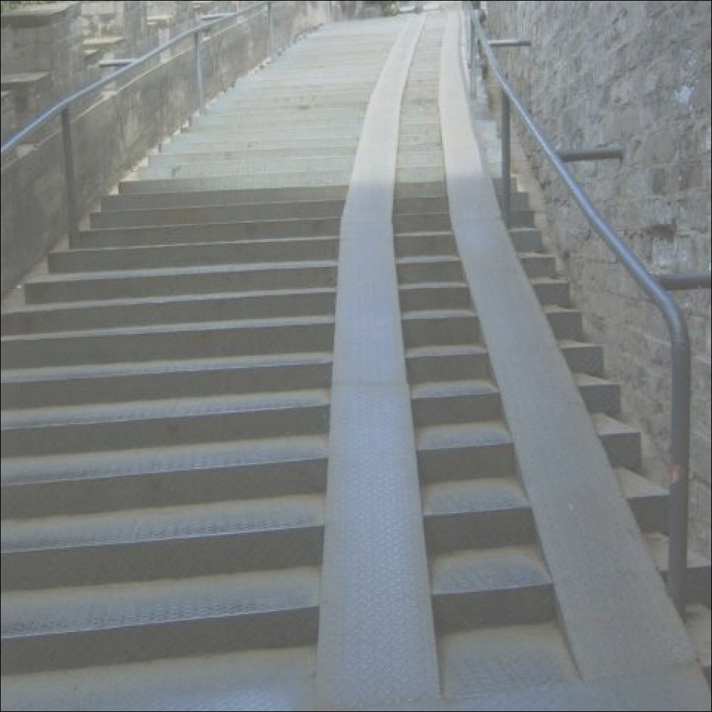 safety wheelchair ramps for stairs