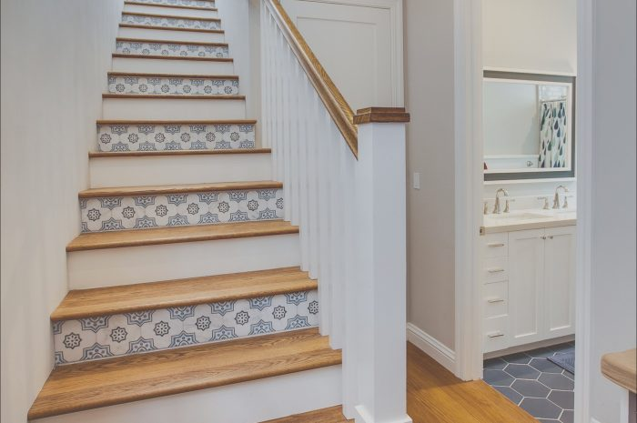 10 Simplistic Stairs Tiles Design for Home Photography