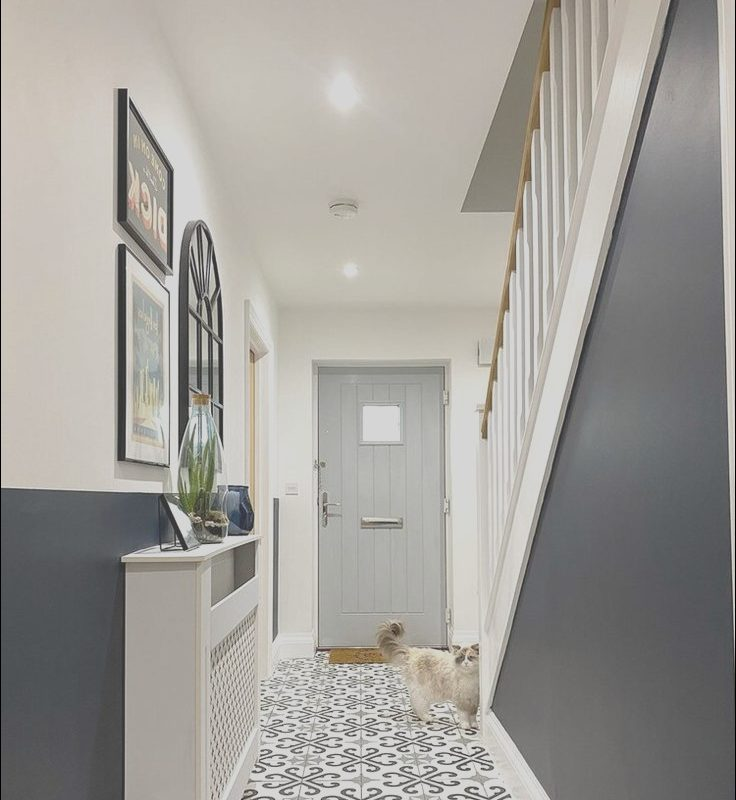 Tips for Decorating Hall Stairs and Landing Elegant 20 Hallway Stairs and Landing Ideas In 2020