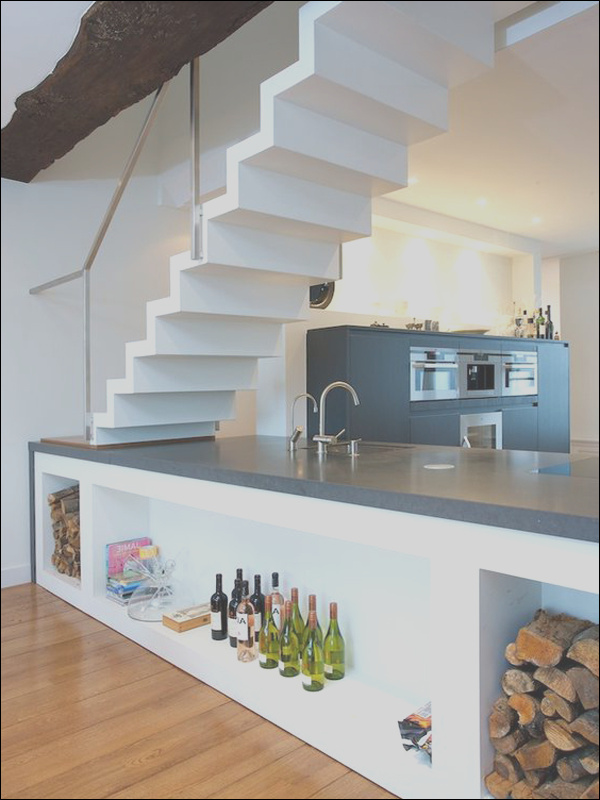 15 unexpected things kitchen in under the stairs youll can try