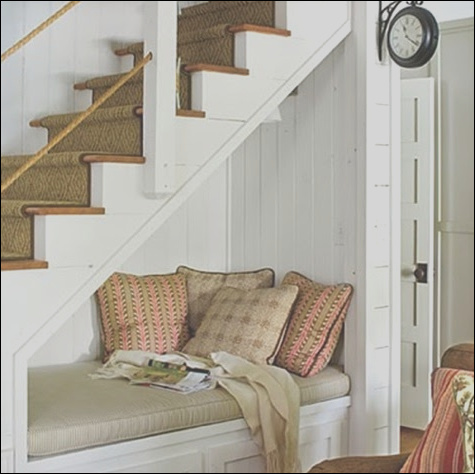 perfect under stairs storage ideas for