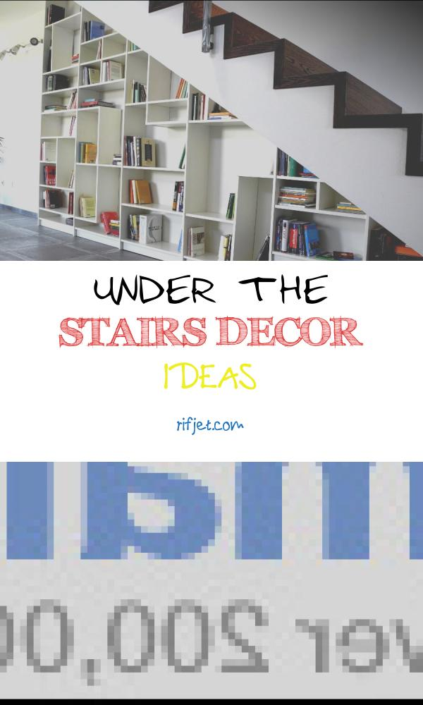 Under the Stairs Decor Ideas Luxury 15 Creative Ideas for Space Under the Stairs You Have to