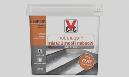 V33 Preparation Wooden Floors and Stairs Elegant V33 Floor Prep Wooden Floors & Stairs Preparation 0 75l